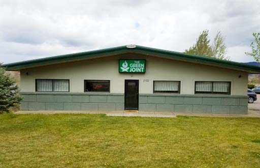 The Green Joint Rifle Location, Medical Marijuana Sales Western Slope, CO