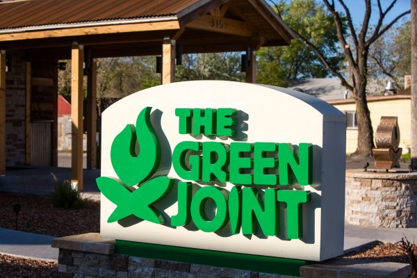 The Green Joint, marijuana dispensary outside Grand Junction, CO