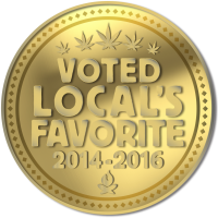 Voted Local's Favorite!