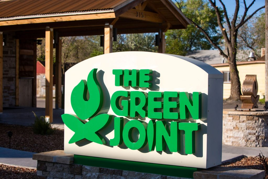The Green Joint in Rifle CO